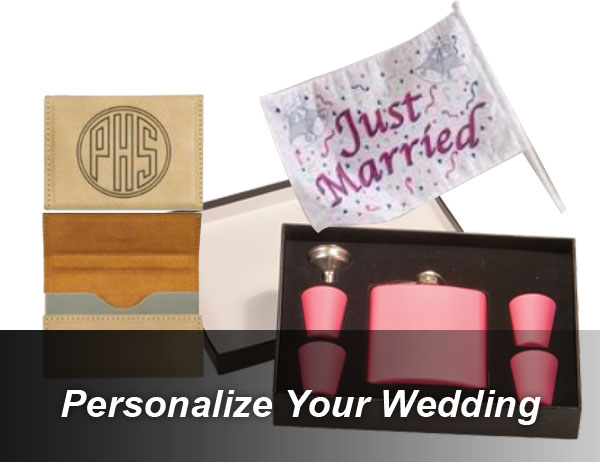 Azeita helps you personalize your wedding!