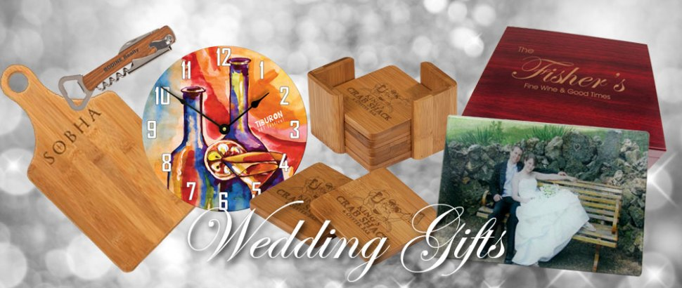 Azeita helps you design the perfect wedding gift!